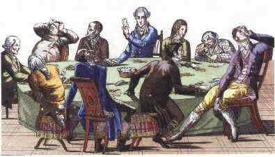 Juegos de casino historia